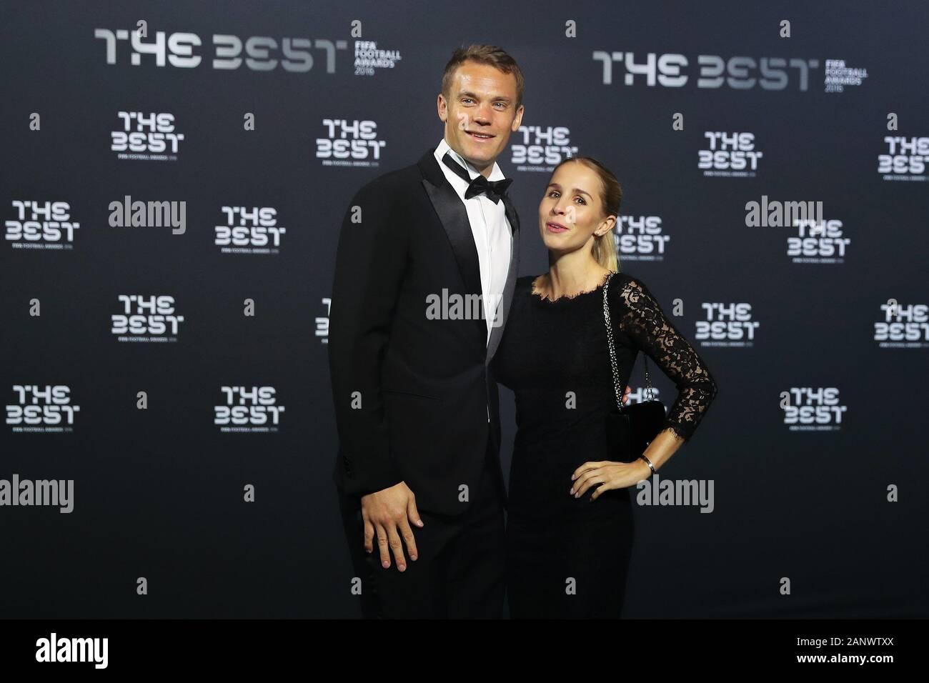 Und hochzeit manuel nina neuer Manuel Neuer