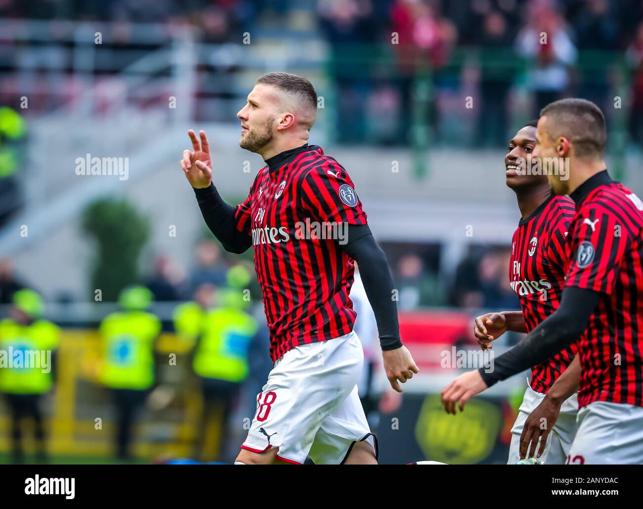 Ac Milan High Resolution Stock Photography And Images Alamy