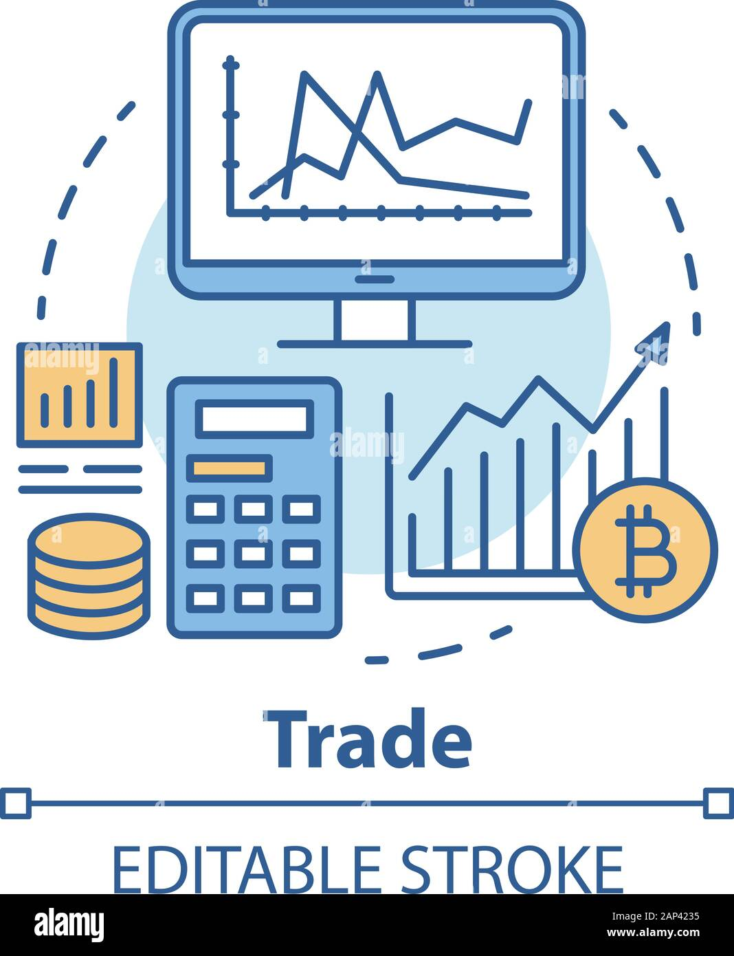 cryptocurrency trader icon get rich trading futures