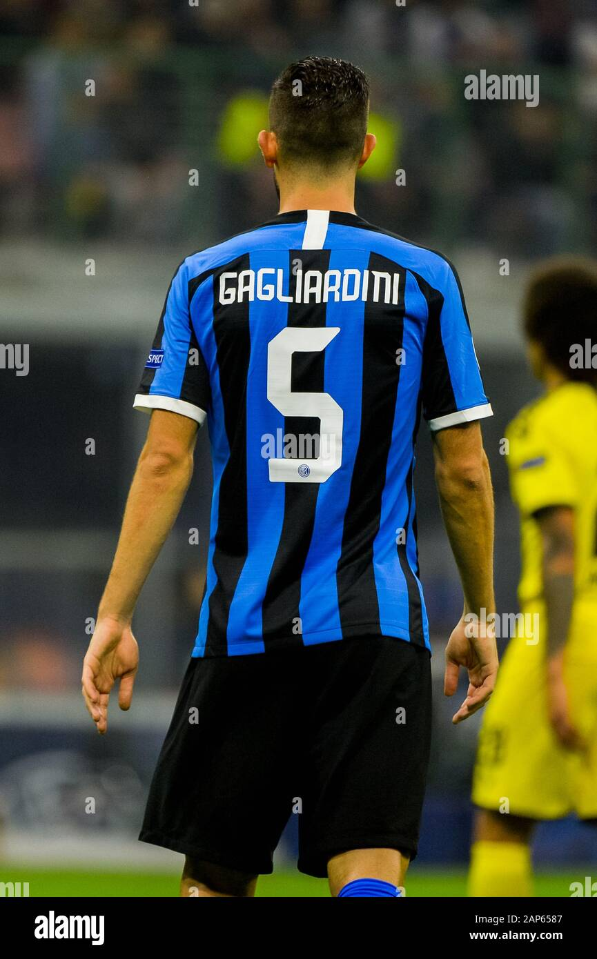 Inter Milan Shirt High Resolution Stock Photography and Images - Alamy