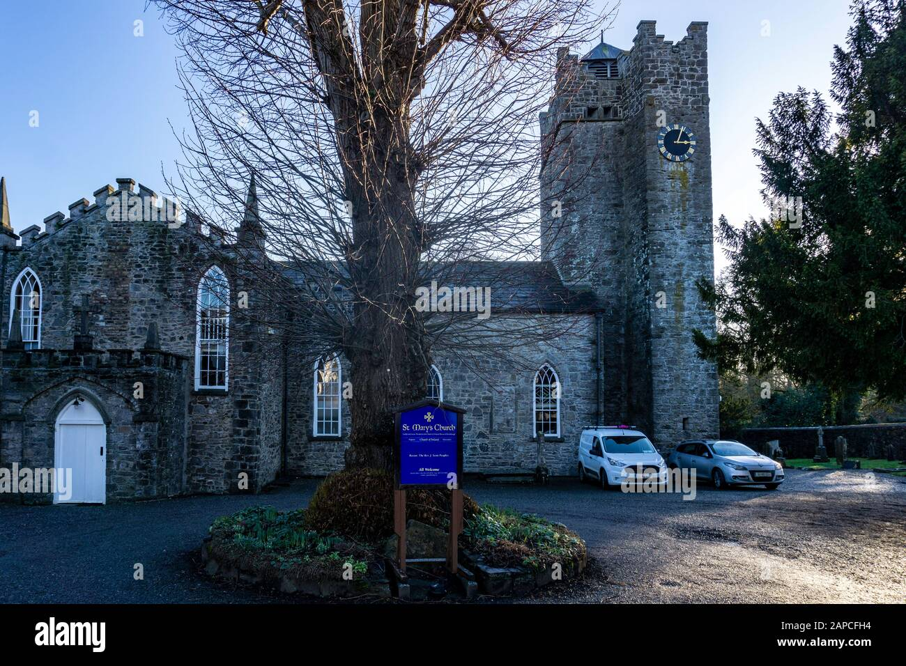 Parish of Our Ladys Nativity | Catholic Church, Leixlip Co