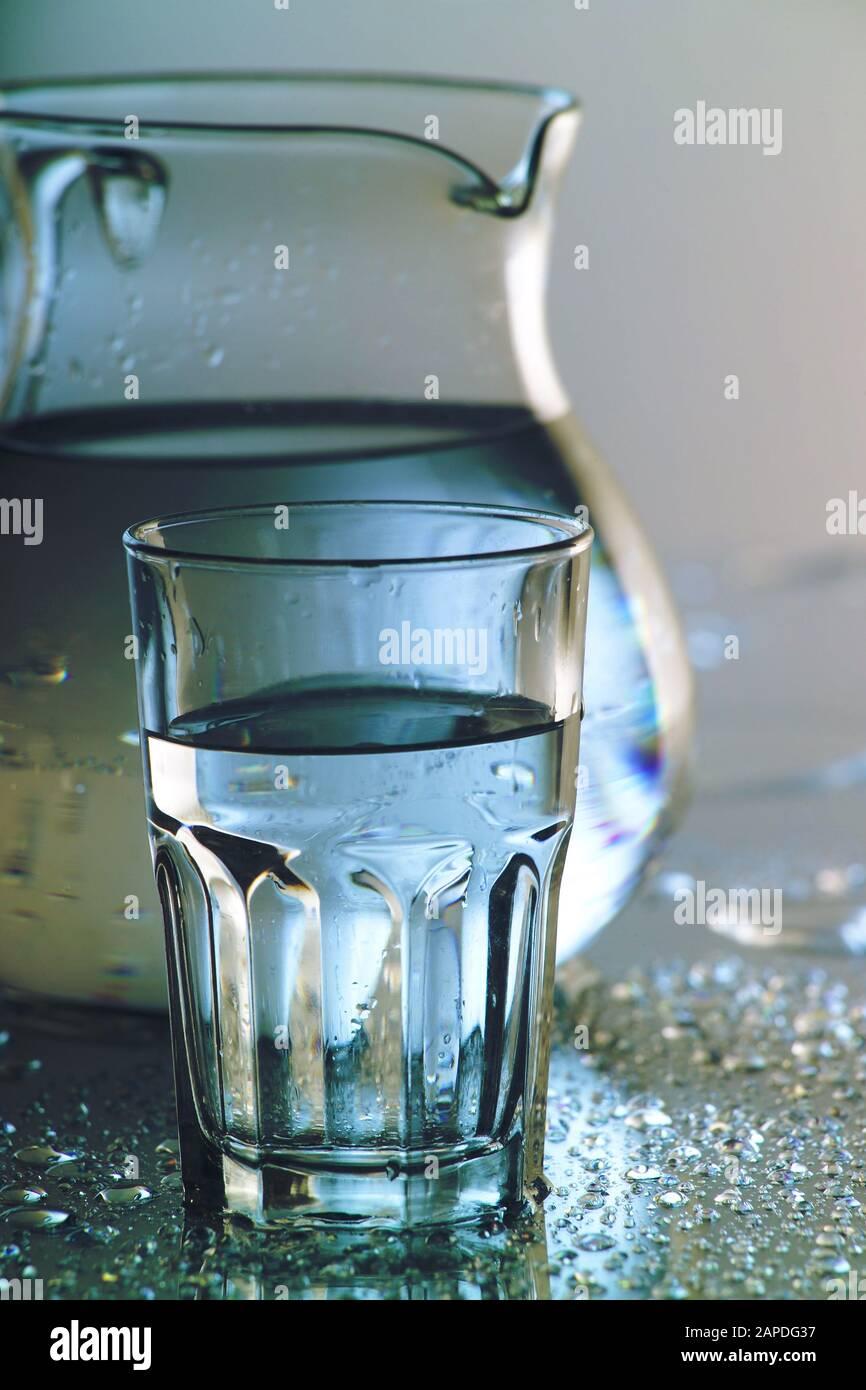 Wasser - Water Stock Photo