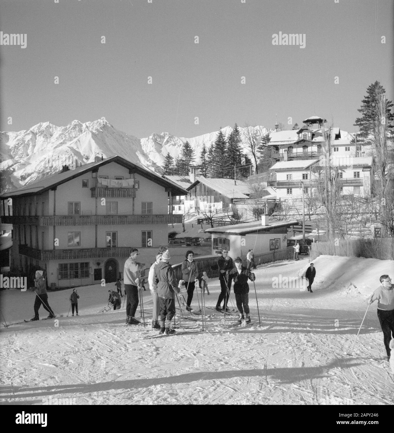 Accommodation Innsbruck Igls - Patscherkofel - BERGFEX