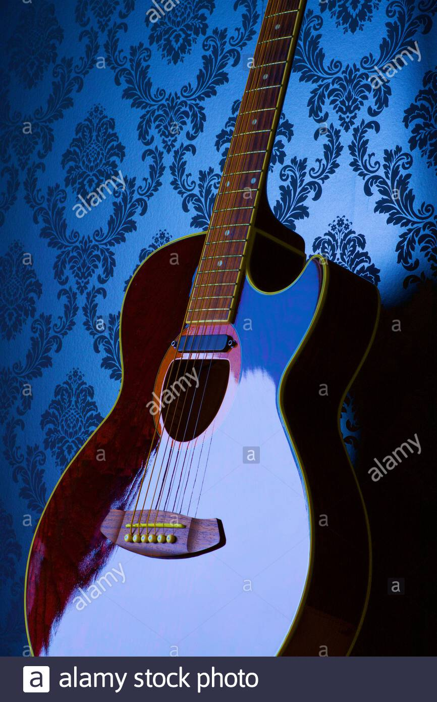Electro Guitar High Resolution Stock Photography And Images Alamy