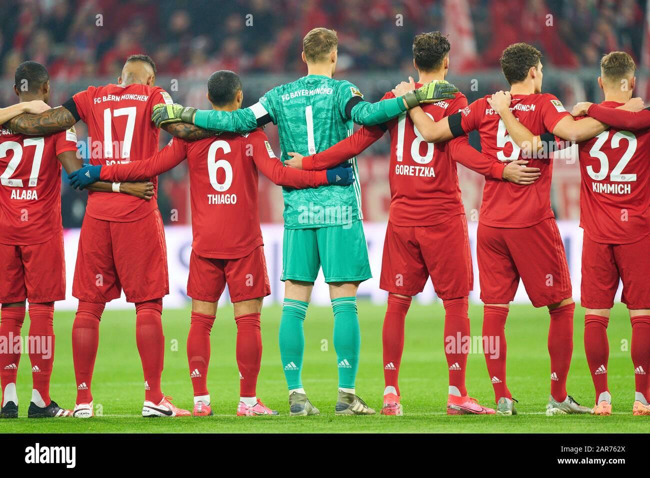 FC Bayern München Guanti di pile con logo Fan Shop Sport e tempo ...