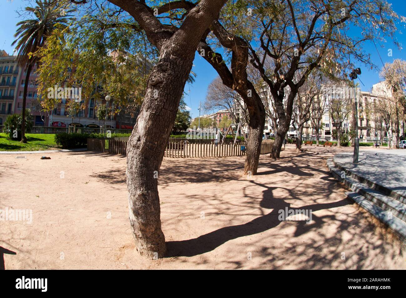 Plaza Tetuan High Resolution Stock Photography And Images Alamy