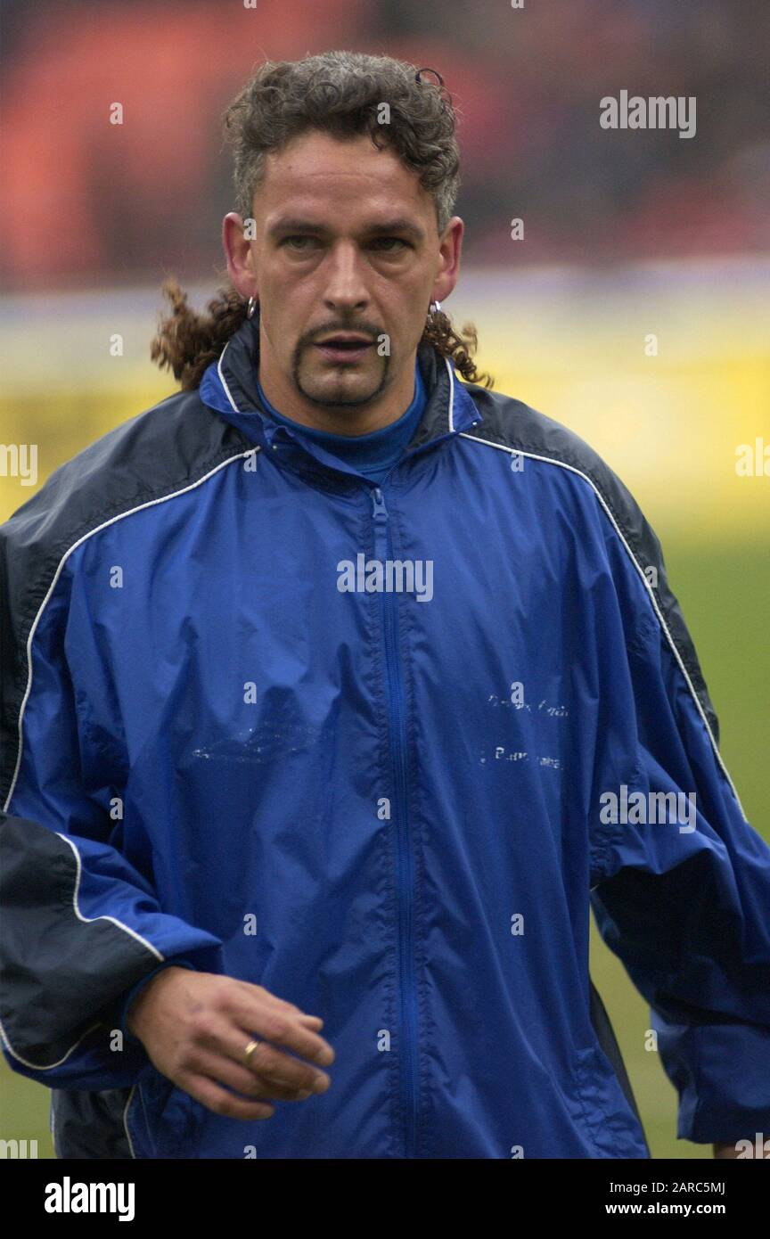 Milan Italy, 22 December 2002,