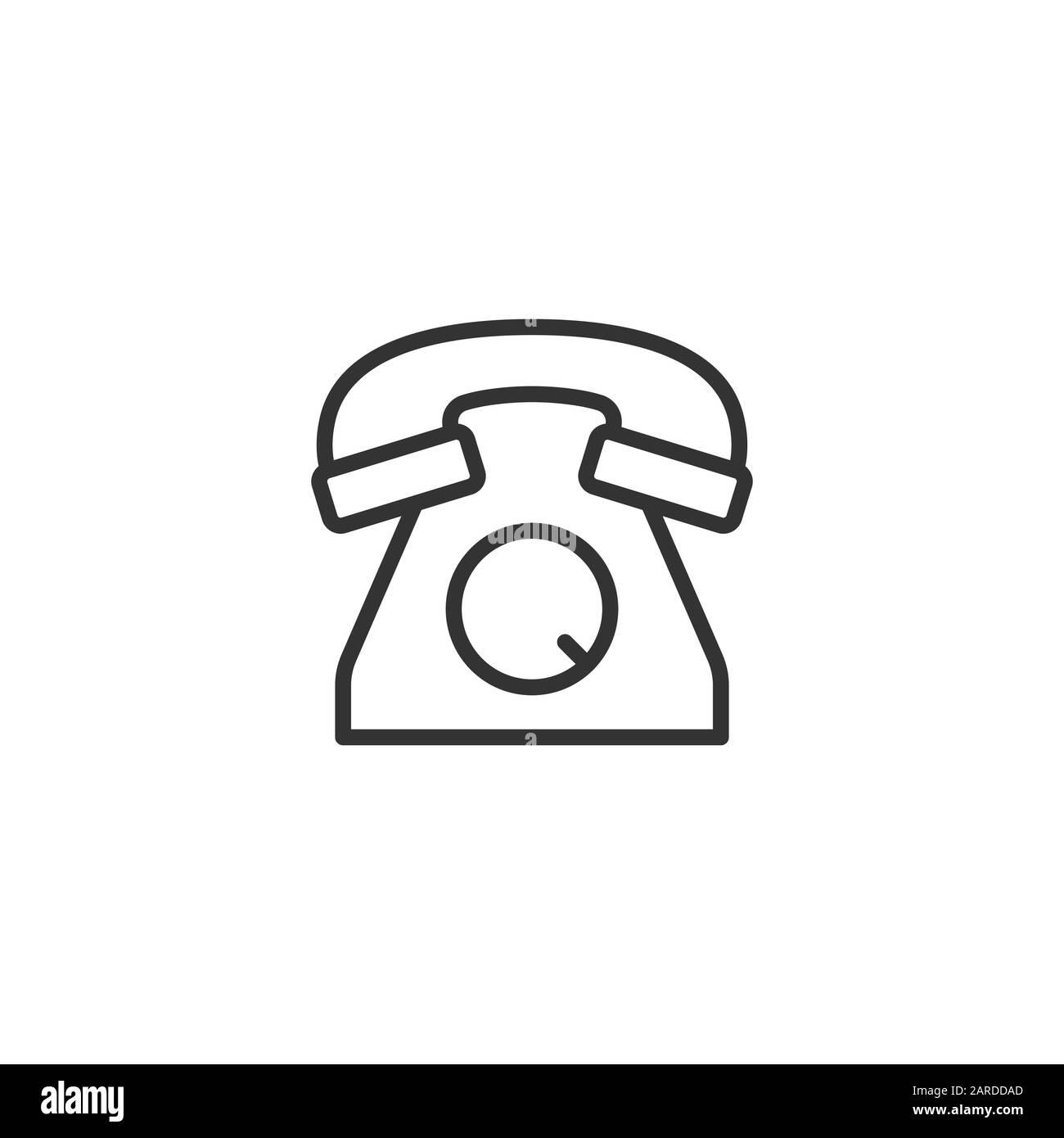 Telephone Talk On The Phone