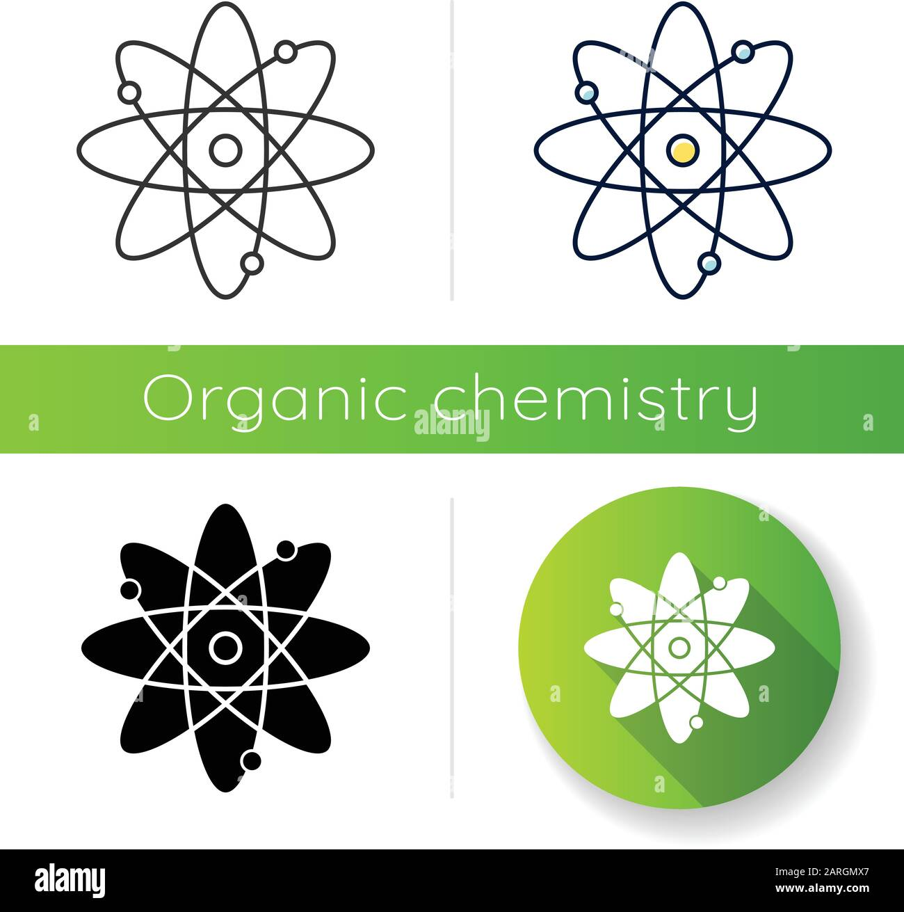 molecule atom icon nuclear energy atom core with electrons orbits science symbol model of particle organic chemistry flat design linear black stock vector image art alamy https www alamy com molecule atom icon nuclear energy atom core with electrons orbits science symbol model of particle organic chemistry flat design linear black image341501727 html