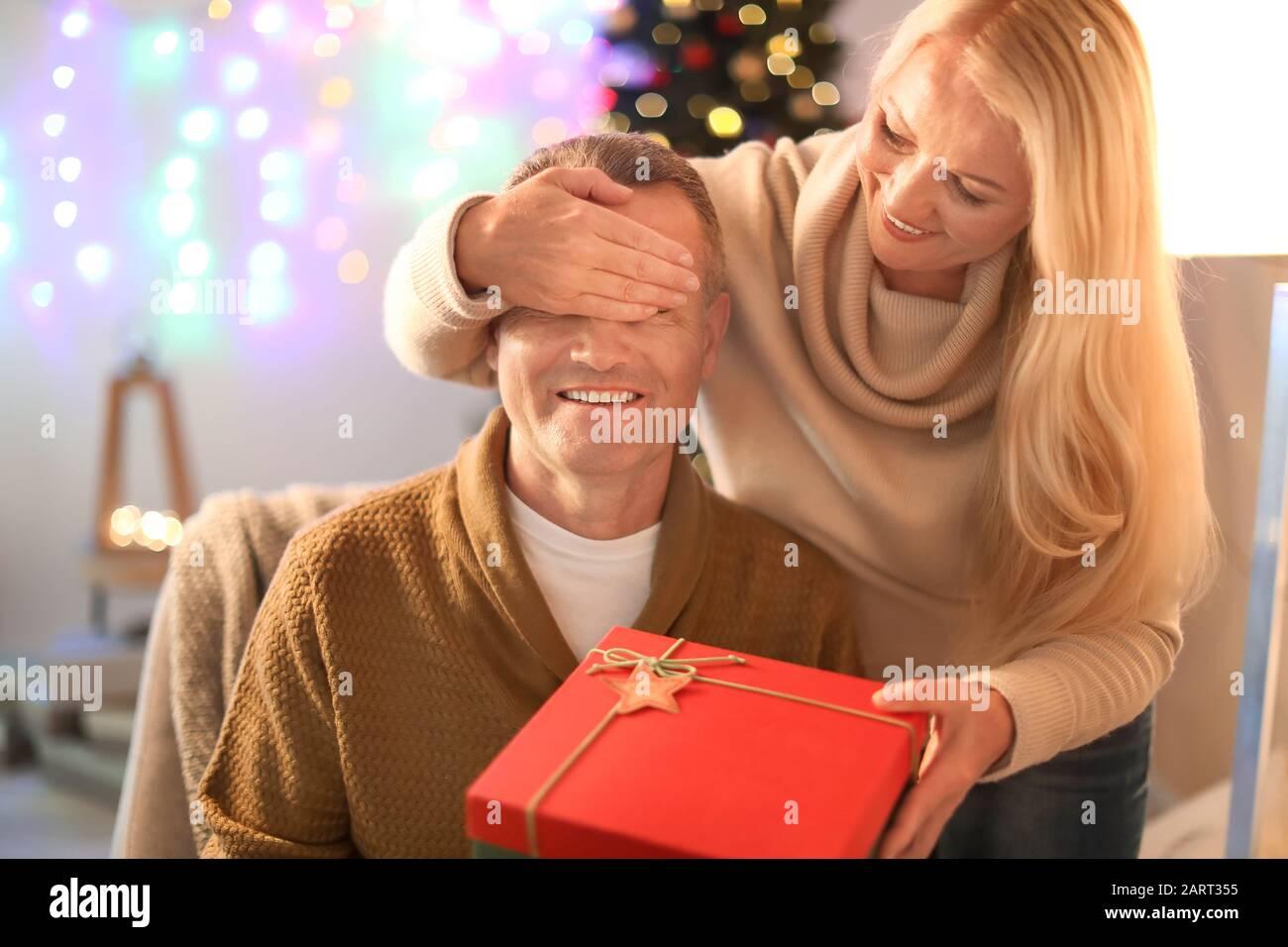 Christmas Wife Mature