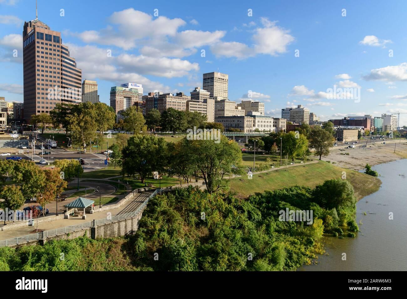 USA,Deep South,  Tennessee, Memphis Stock Photo