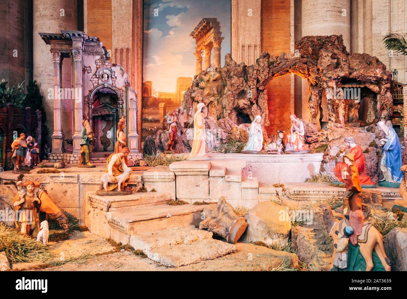christmas in rome 2020