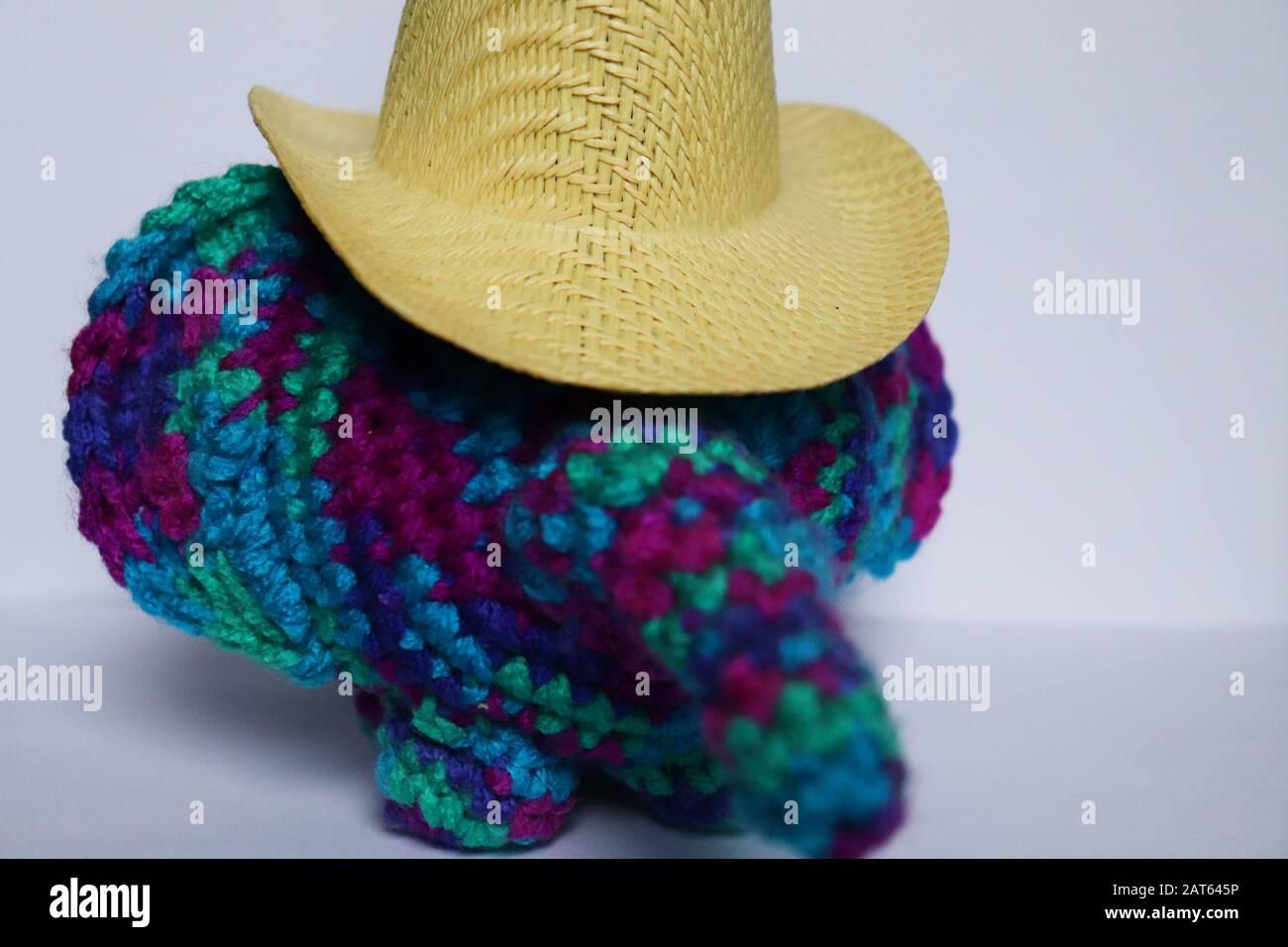Baby Elephant Crochet Hat | AllFreeCrochet.com | 956x1300