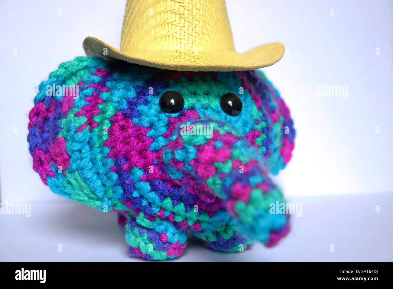 Crochet children's Elephant hat- I'm Topsy Turvy | 956x1300