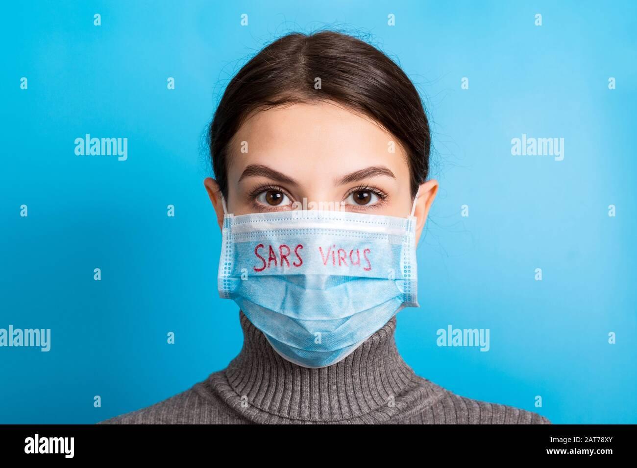 medical mask virus
