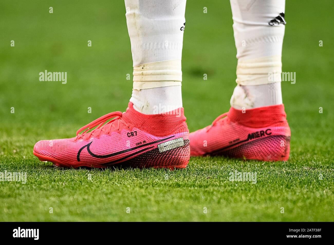 Cristiano Ronaldo Boots Stock Photos Cristiano Ronaldo Boots