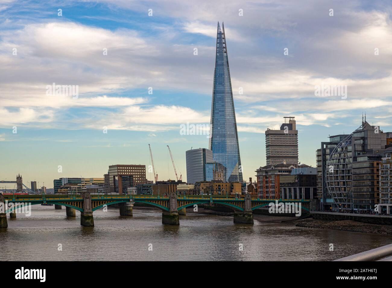 Toile-Big Ben à la Tamise-Londres UK