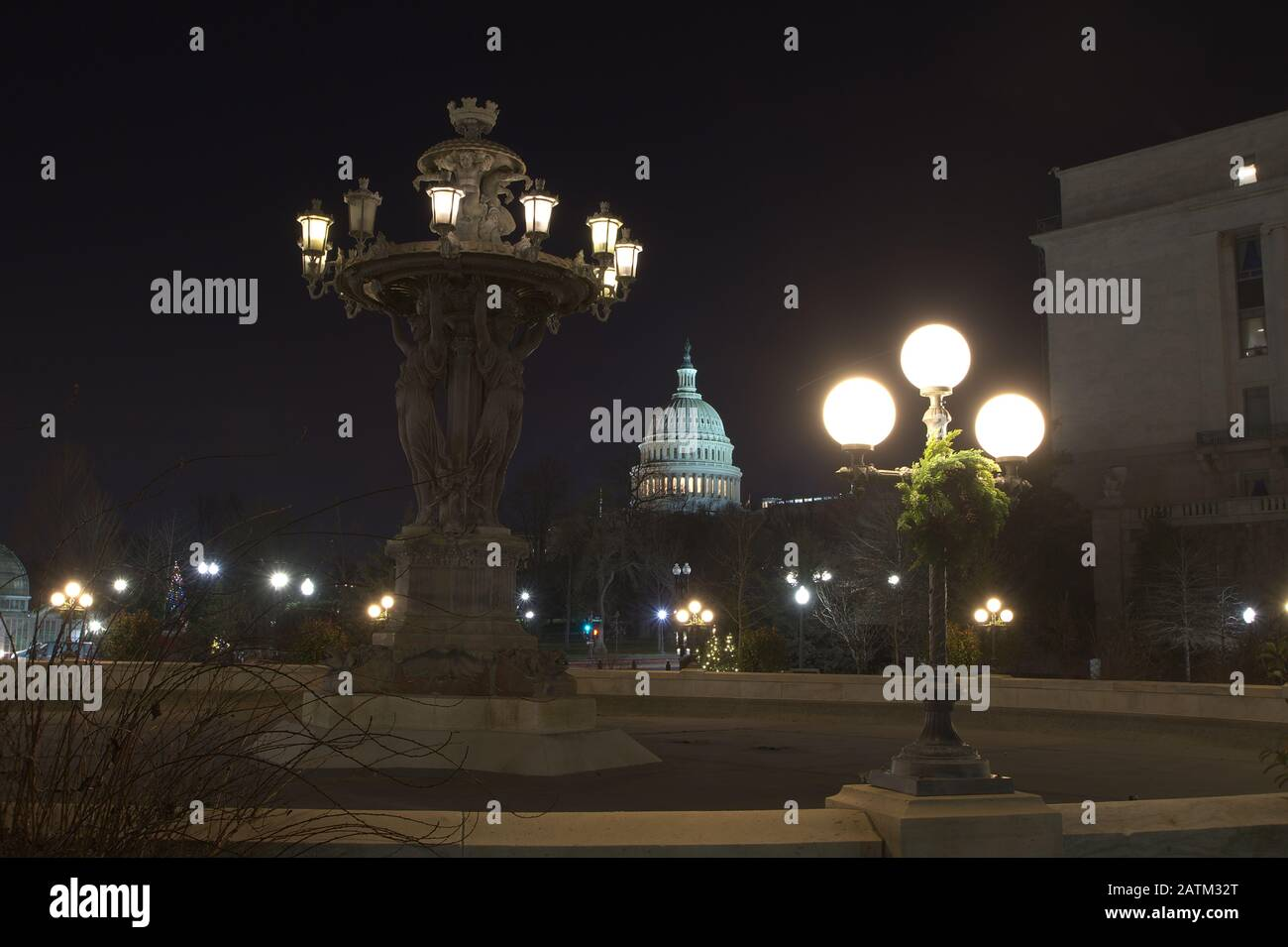 Americana Convening of the Senate Lamp