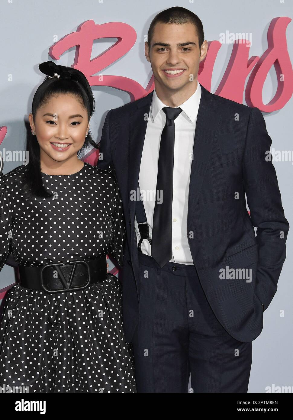Hollywood California Usa 03rd Feb 2020 L R Lana Condor And Noah Centineo At The Netflix S To All The Boys P S I Still Love You Premiere Held At The Egyptian Theatre In Hollywood
