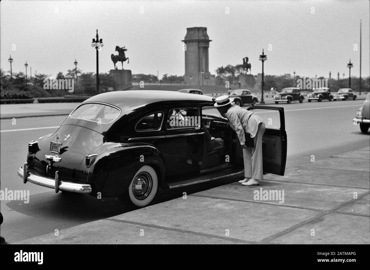 American Car 1940s High Resolution Stock Photography and Images ...