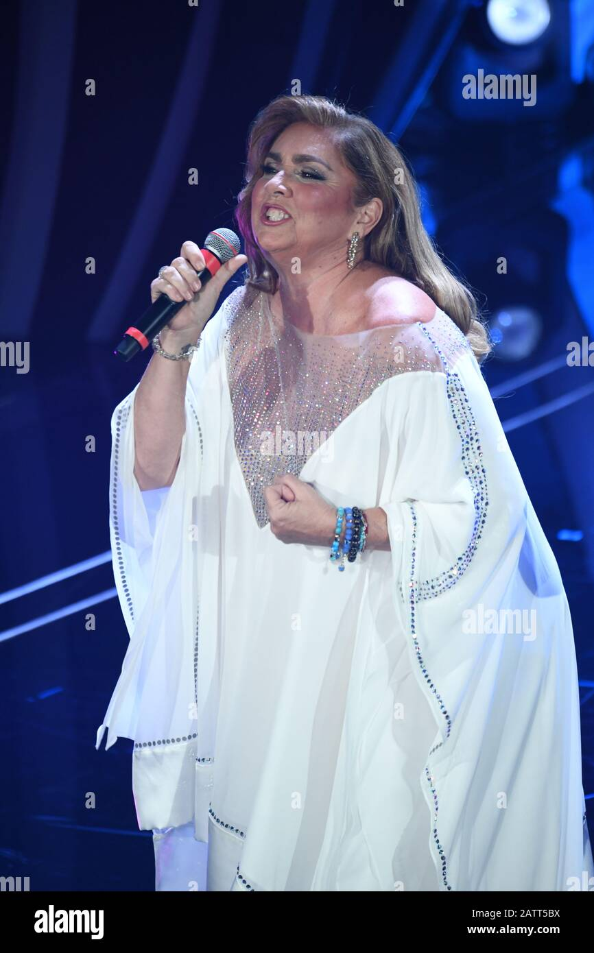 Sanremo 70th Italian Song Festival 2020 First Evening In The