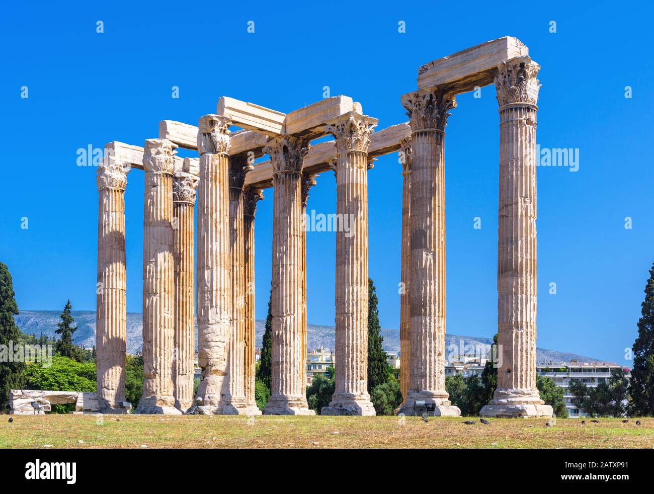 Popular Tourist Attractions In Greece