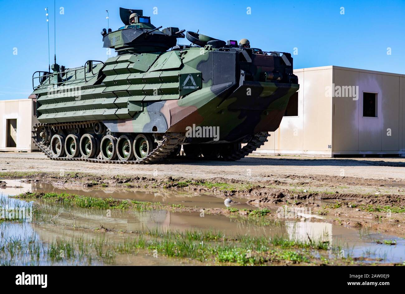 Assault Amphibian Vehicle Stock Photos Assault Amphibian Vehicle