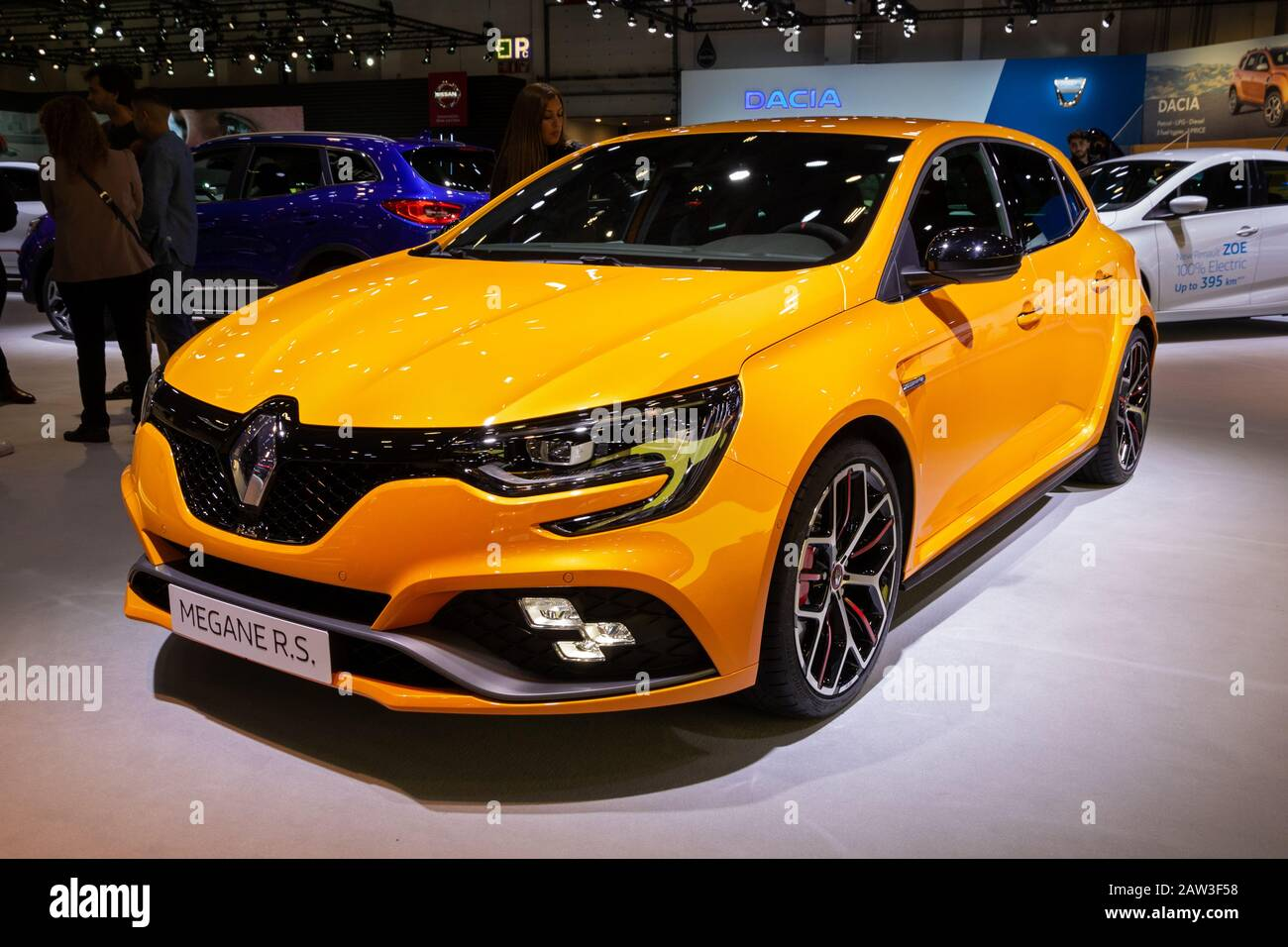 Renault Megane Rs Car High Resolution Stock Photography And Images Alamy