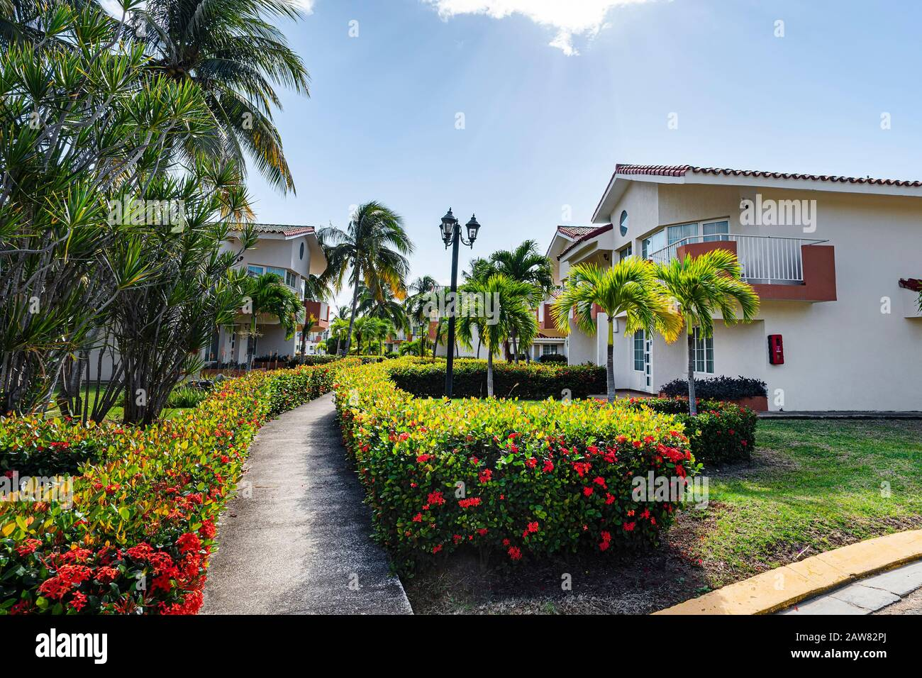 Garden Villas High Resolution Stock Photography And Images Alamy