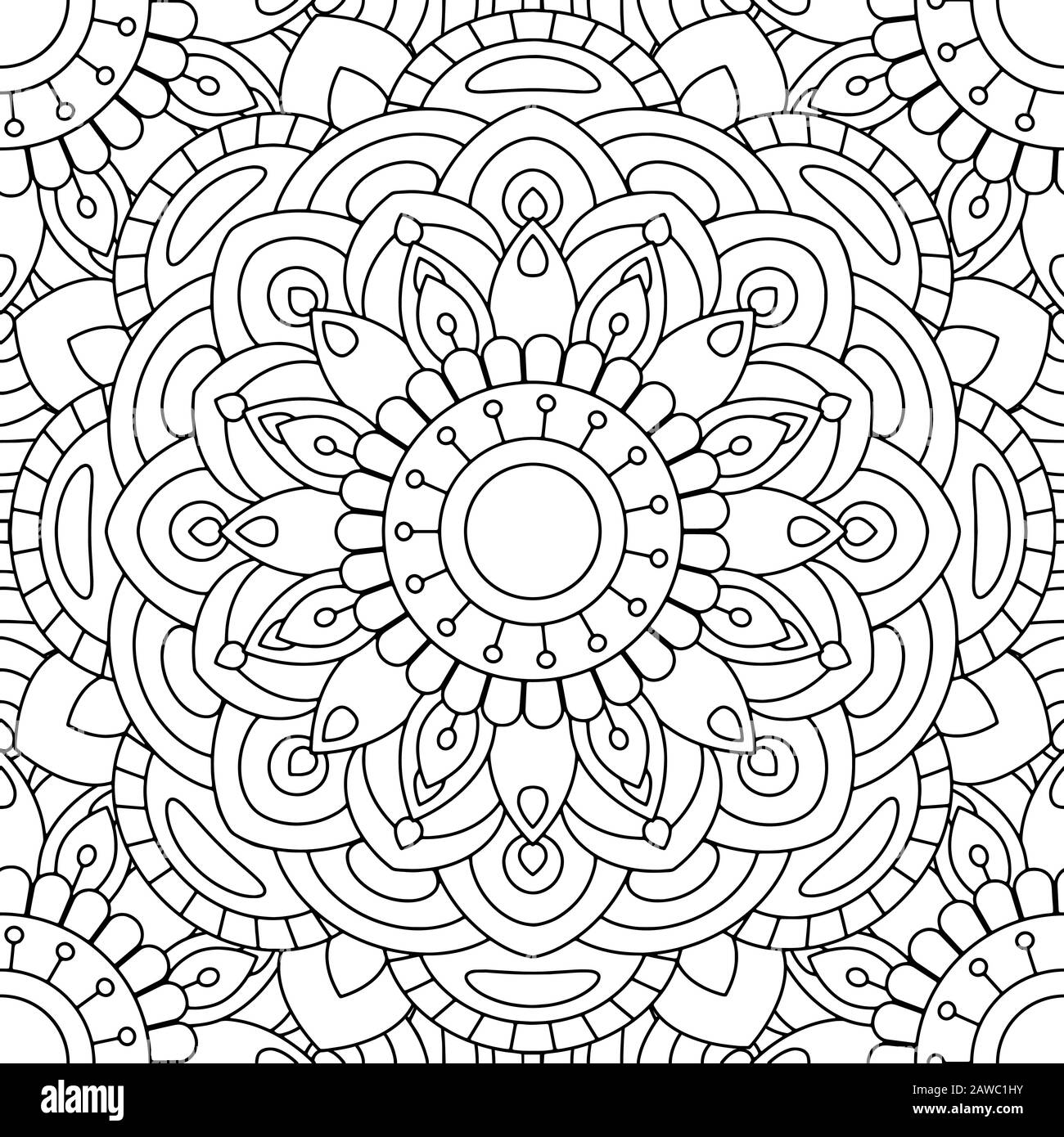 Triangles traits - Image with : Geometry, TriangleFrom the gallery : Zen | Pattern  coloring pages, Stress coloring, Antistress coloring | 1390x1300
