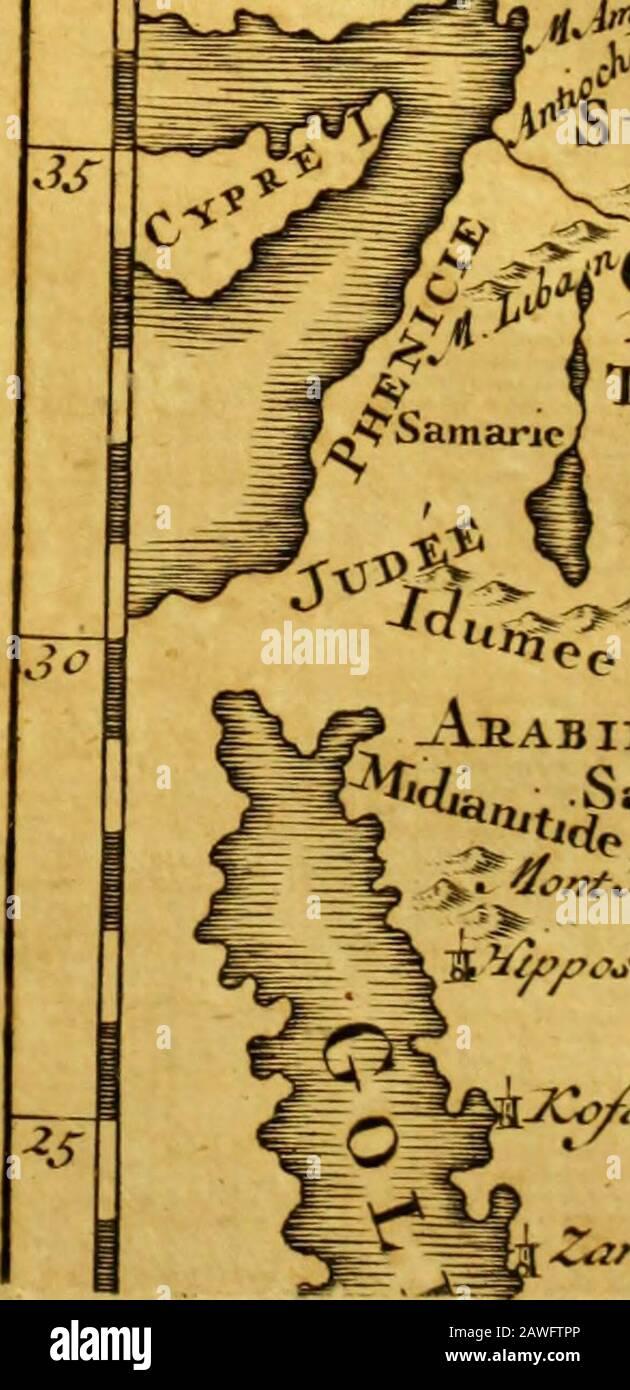 Histoire universelle depuis le commencement du monde jusqu'à présent . i 1 -V W Trachonitide I^^Samar^ Ailimon, ^ ,^ ^ Moab ^^^^^ i ^^ Arabie Petre 3 î^cu- ^^i^^ rar A^7/V7/7 Jom. yiftaa S20 LES ROYAUMES DArménie.DE pont.de Capadocie c5^di: Medie l|P ^ K T I I BI, A ^°^°%è- P A B. T I E uE L^ SciTHIE tSO O/., A Ma. (/Az^ aatùit ?/S t harmoziia lE H] ^^-<: 1 HIT/» p ».^; t^/^^- >> -^ A^/« .,4!^ U7rtninaa G A B ^AiJCttnam ^eùis R. J-oif»> ce ^ï^c û^>8--» /•S-^ ^/-^-^Jt ..-f*x jjorane > -)jj-A. C •l-^B-tO.JV TT X 1> .^î»^^^ ^*^ (T =:>^ ,* * i^--;;.o9- T^ i/&n7Mj-ie ^ Cia Stock Photo