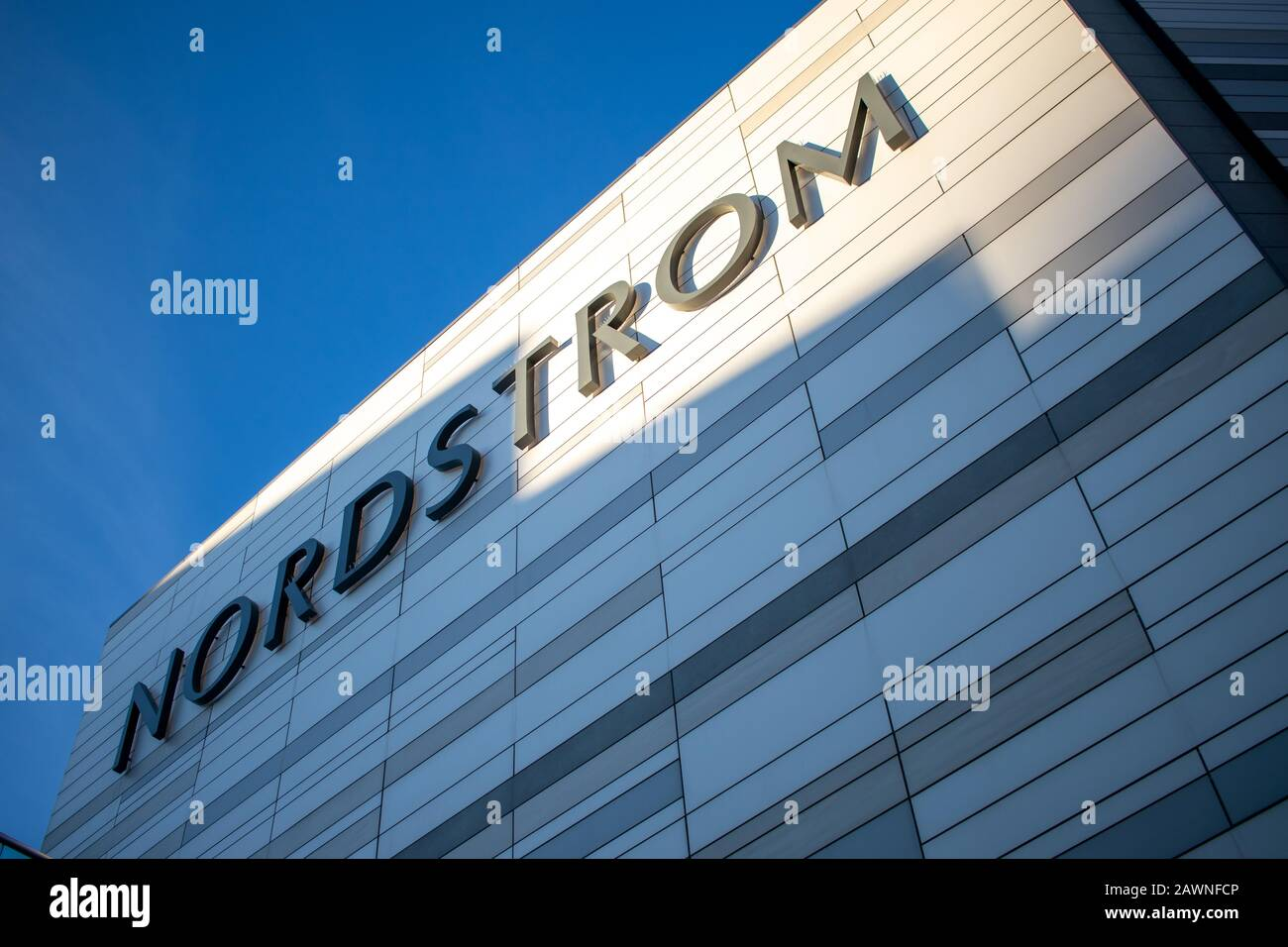 Nordstrom Logo High Resolution Stock Photography And Images Alamy