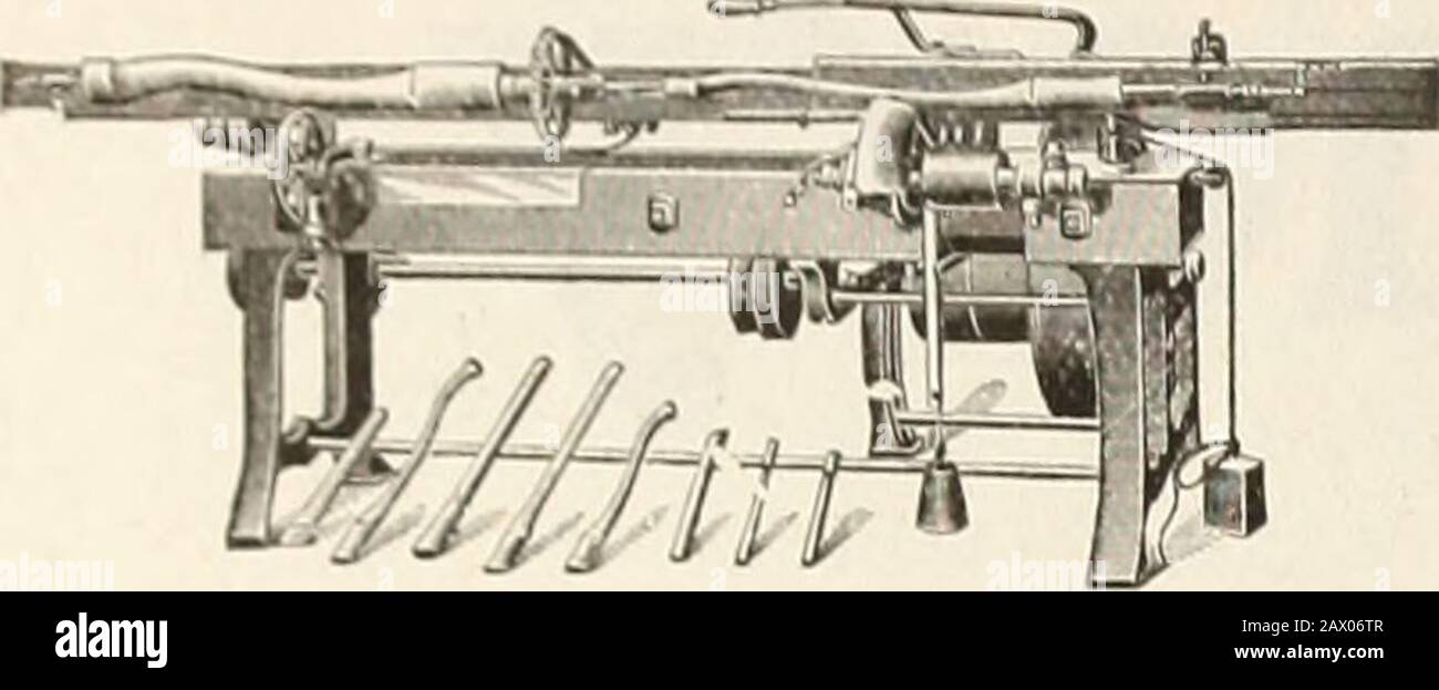 Canadian Wood Products Industries E Of American Wood Working Machinery Co Rochester N Y M L Andrews Co Cincinnati Ohio Let Us Show You The Machines Covered By Cuts Inthe Advertisement