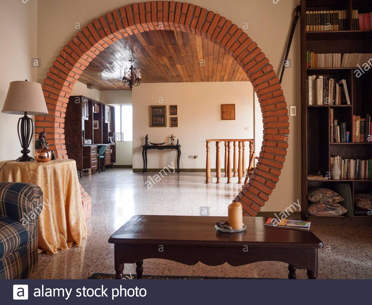Details Of An Upper Middle Class House In Jinotega Nicaragua That Was Briefly Used As A Hotel Stock Photo Alamy