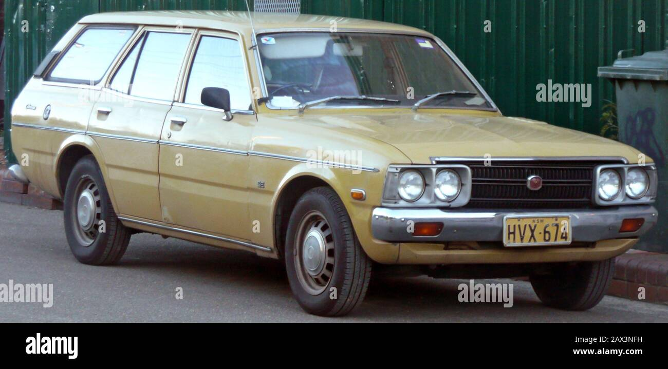 Toyota Corona High Resolution Stock Photography And Images Alamy