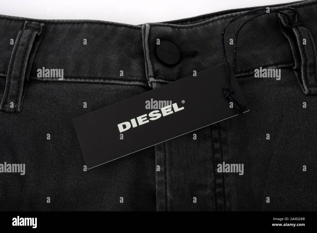 Diesel Jeans High Resolution Stock Photography And Images Alamy