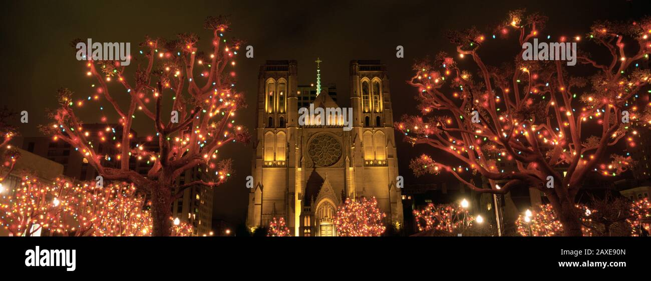 Page 3 Grace Cathedral San Francisco High Resolution Stock Photography And Images Alamy