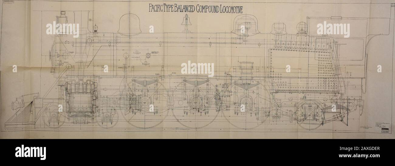 Cyclopedia of locomotive engineering, with examination questions and answers; a practical manual on the construction care and management of modern locomotives . / 7 / V IL. -^ Stock Photo