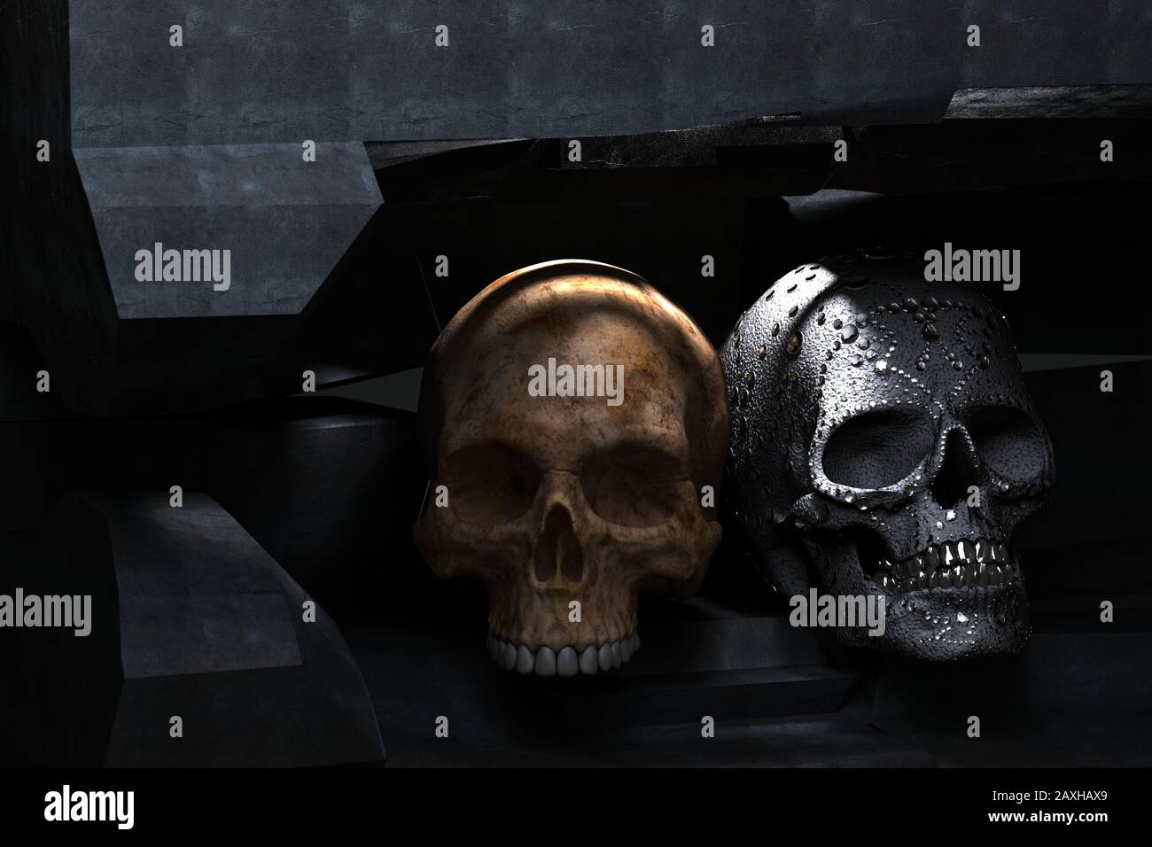 Halloween Origami Tutorial: Skull (Matthew Green) - YouTube | 956x1300