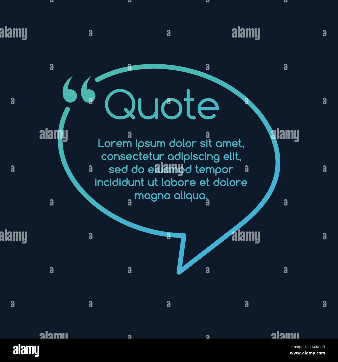 Innovative Vector Quotation Template In Quotes Creative Vector Banner Illustration With A Quote In A Frame With Quotes Vector Illustration Isolated Stock Vector Image Art Alamy,Room Wallpaper 3d Wallpaper Design With Price