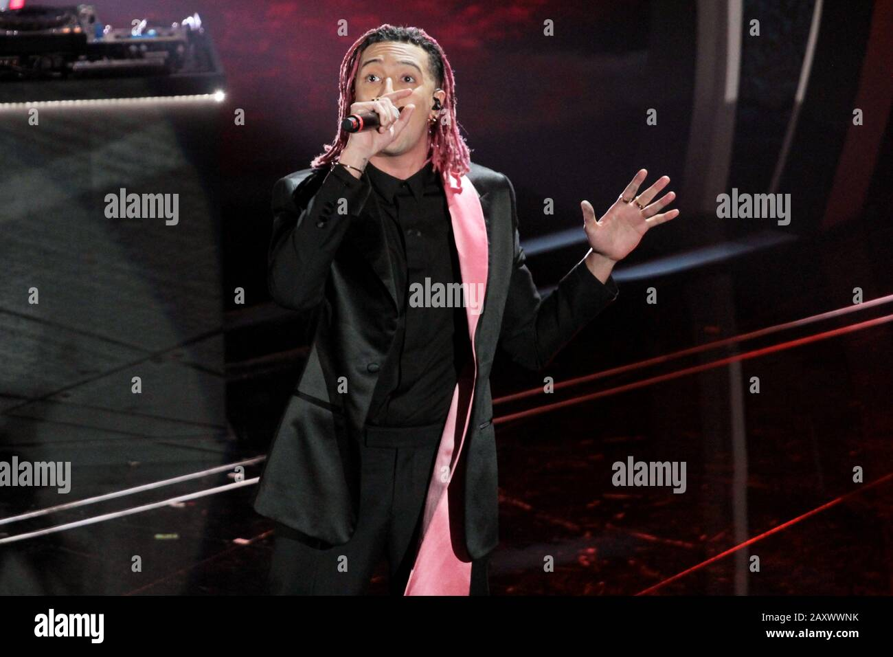 Ghali Music High Resolution Stock Photography and Images   Alamy