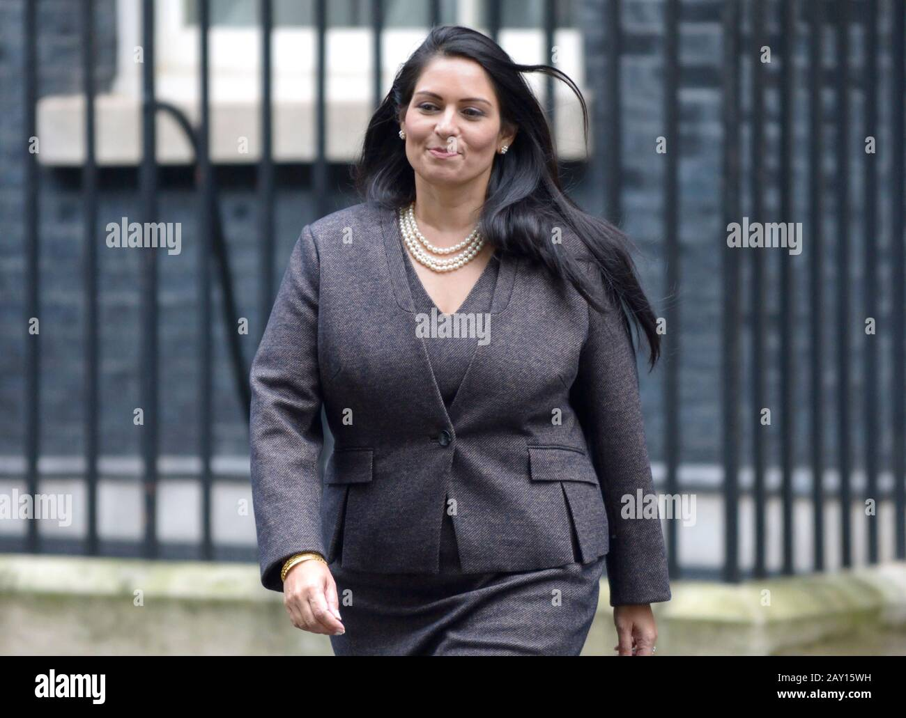 Priti Patel ~ news word