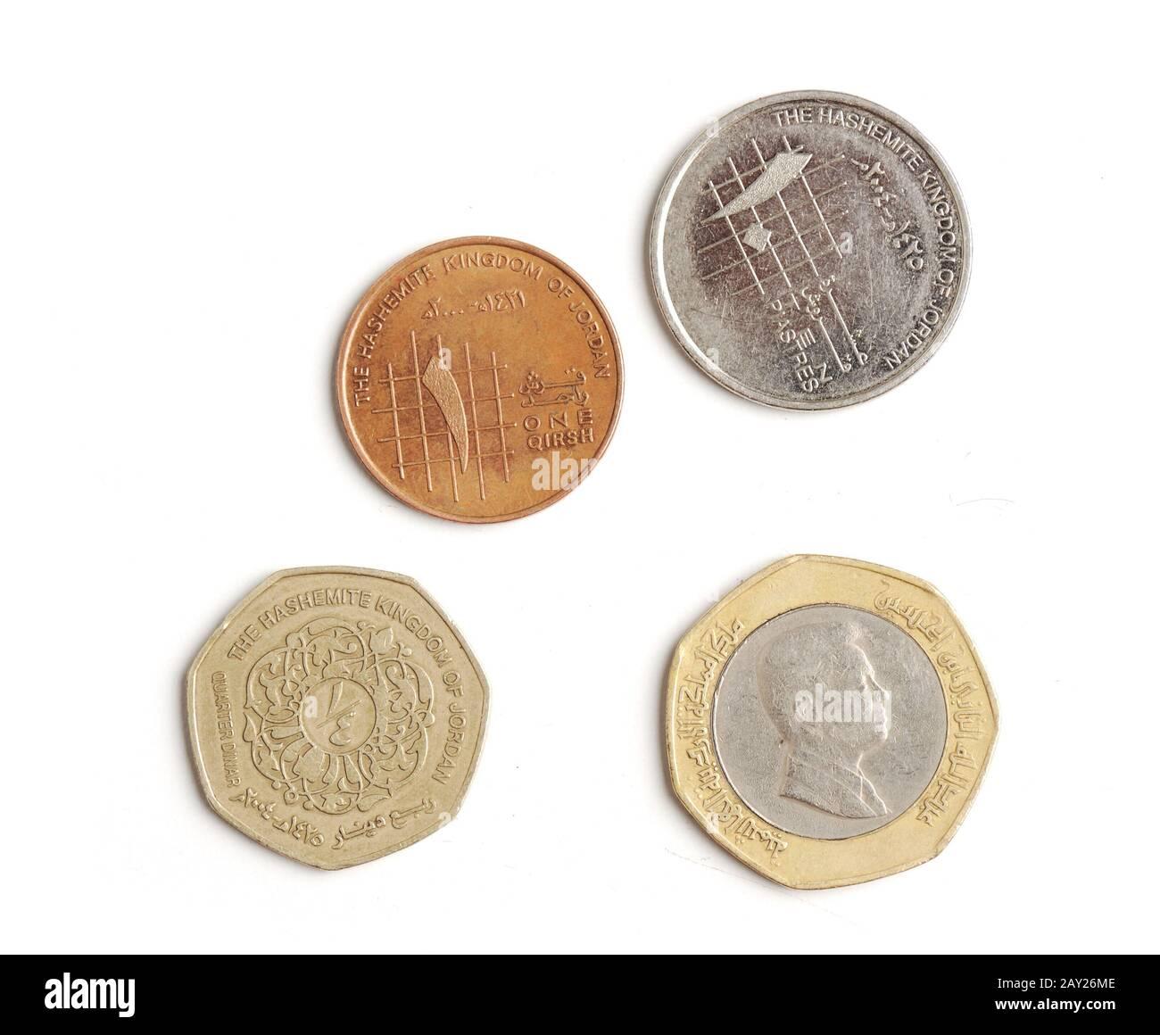 Arabic coins rare Arabic writing