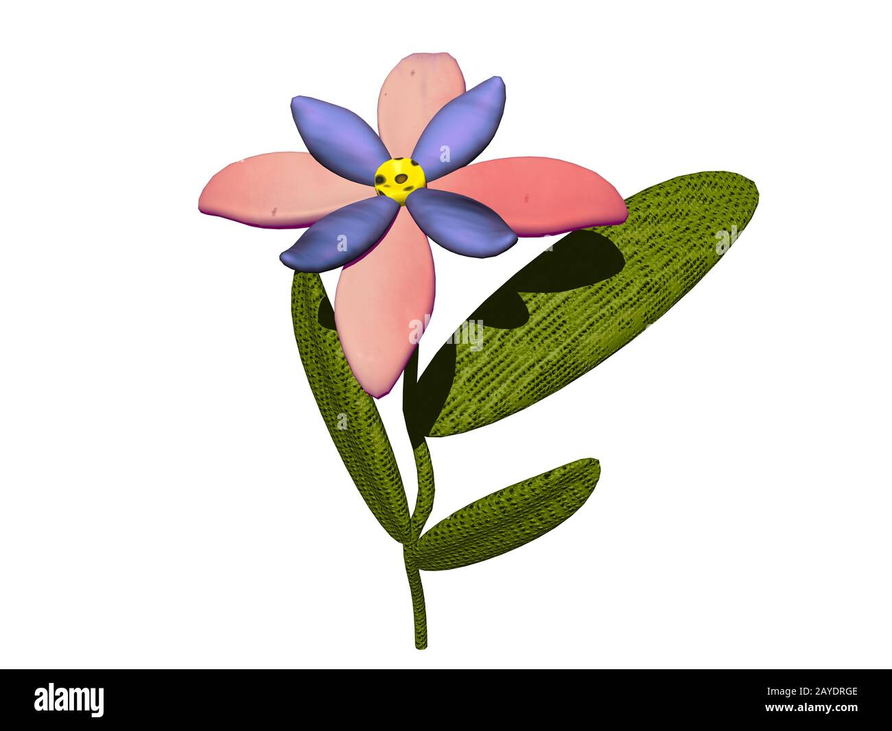 Cartoon Of Garden Flowers High Resolution Stock Photography And Images Alamy