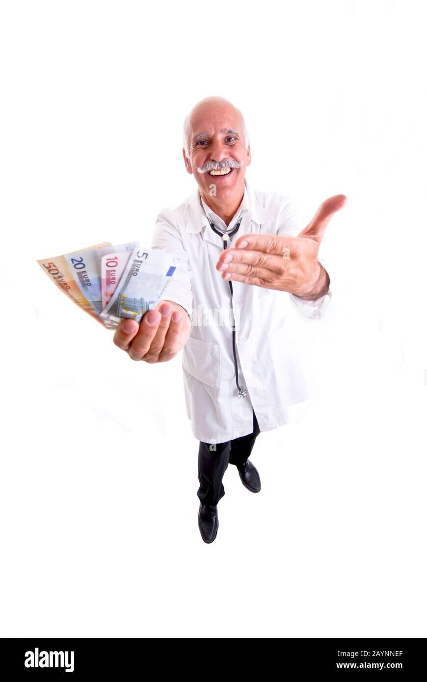 Gesundheitsreform Stock Photo