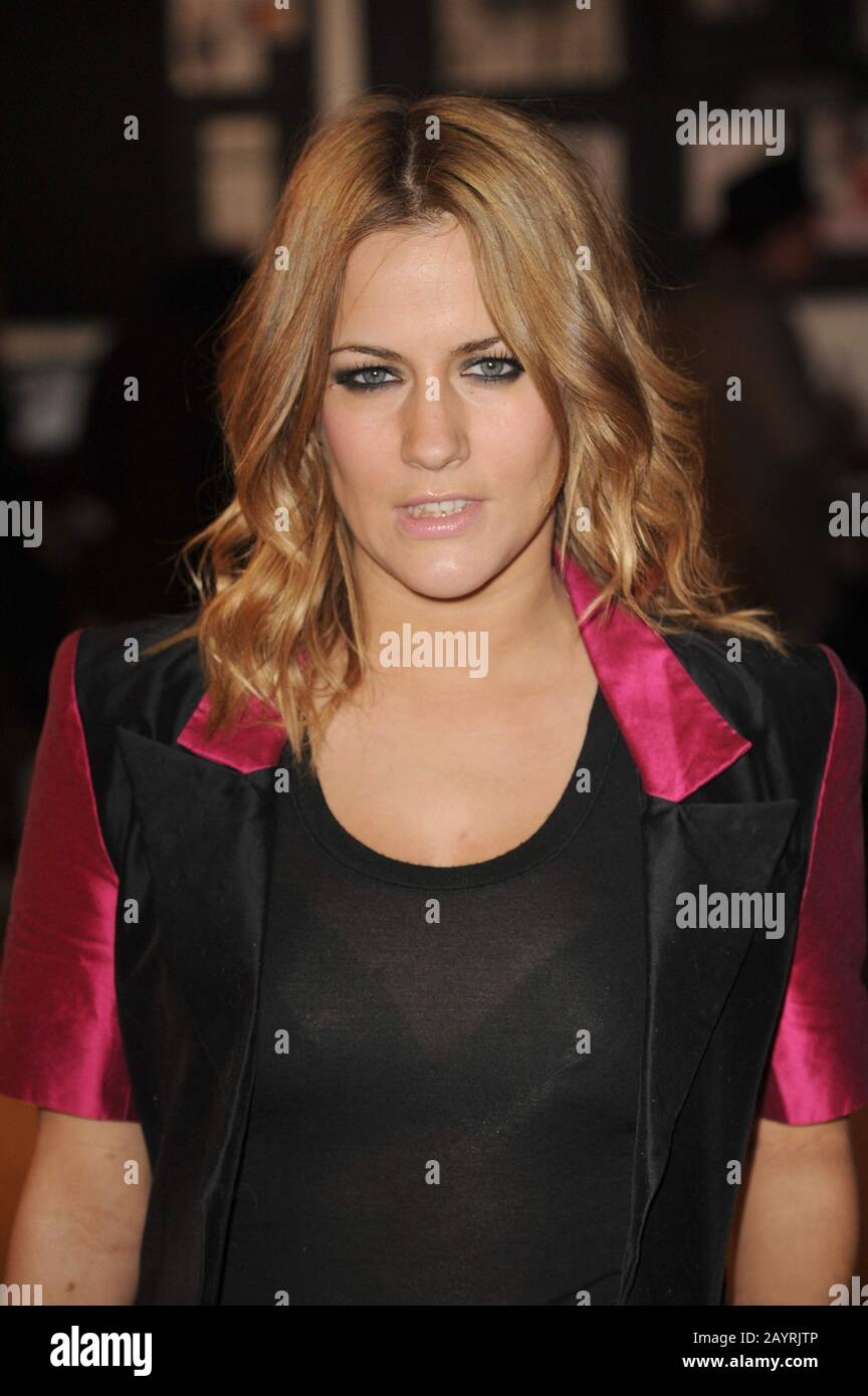 FILE: Caroline Flack found dead at 40 after committing suicide on Feb 14th. London, UK. 18th Feb, 2011. Stock Photo