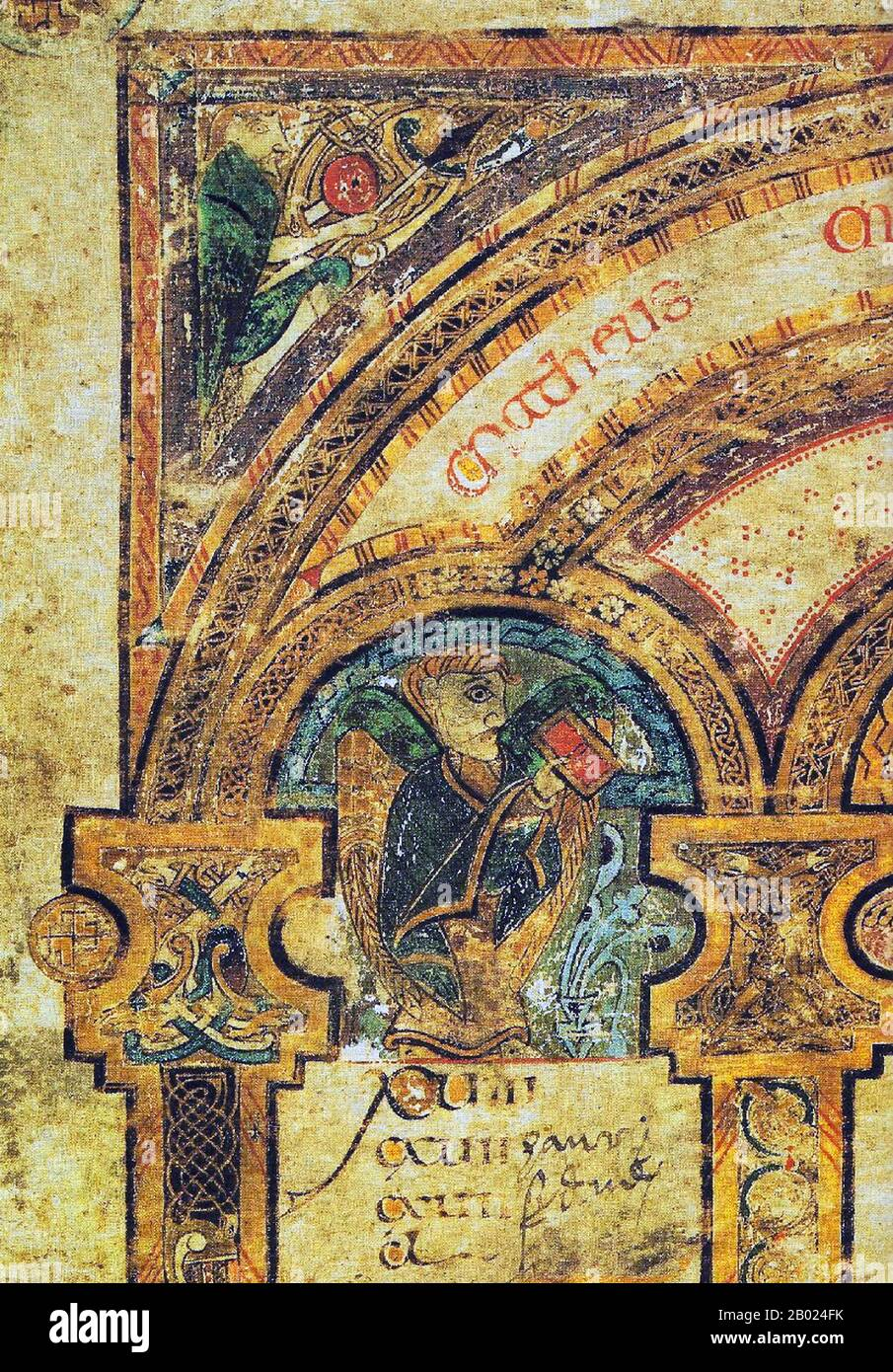 Some Notes on the History of the Book of Kells - jstor