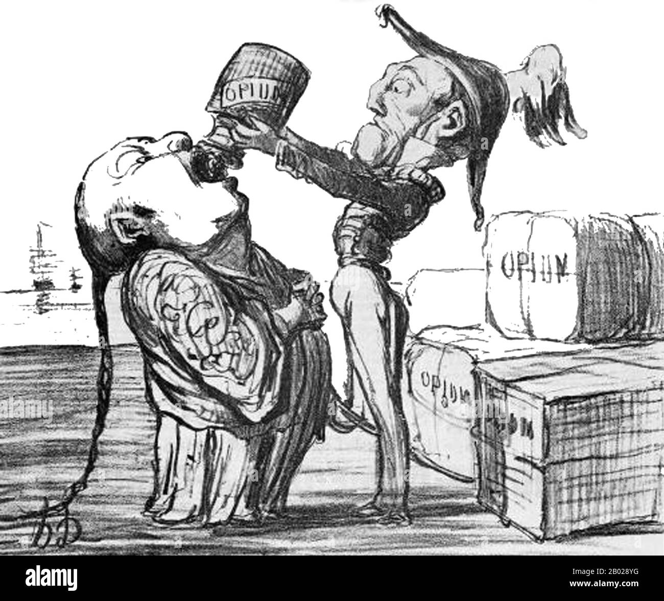 Gallery Second Opium War High Resolution Stock Photography and Images -  Alamy