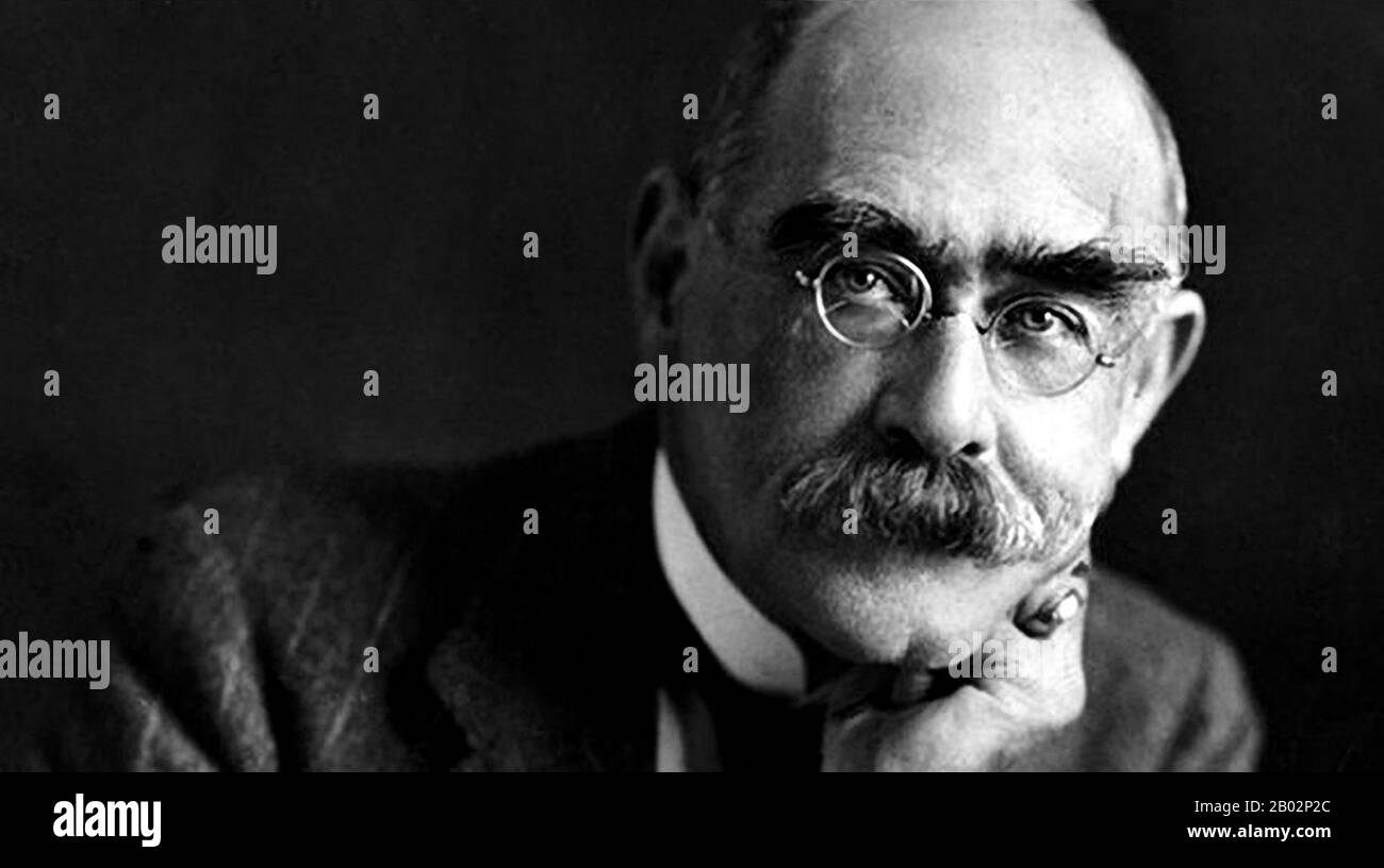 Haiku complicaciones creer  Joseph Rudyard Kipling (30 December 1865 – 18 January 1936) was an English  short-story writer, poet, and novelist. He wrote tales and poems of British  soldiers in India and stories for children.