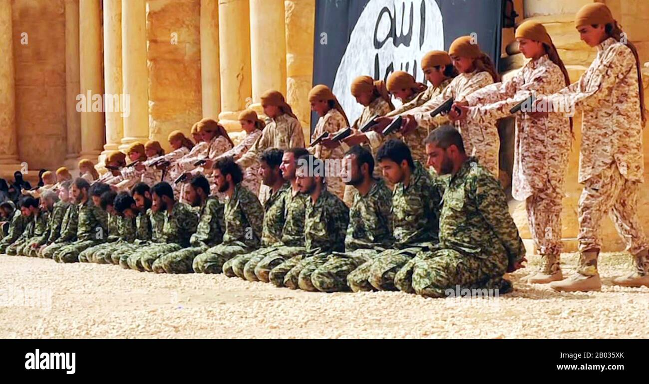 The Islamic State of Iraq and the Levant (ISIL), also known as the ...